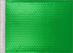 grün opak C3 Metallic Bubblebag Luftpolsterumschläge