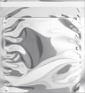 silber opak CD165 Snooploop Folienumschlag