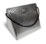 Triangel Geschenkverpackung S silber