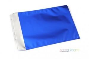 blau matt C4 Snooploop Folienumschlag
