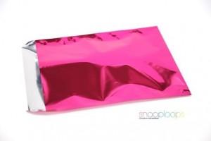 pink opak C4 Snooploop Folienumschlag