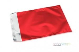 rot matt C4 Snooploop Folienumschlag