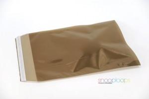 gold transluzent C4 Snooploop Folienumschlag