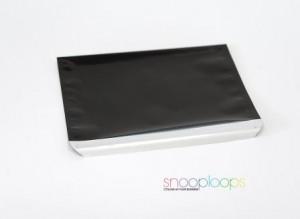schwarz matt C5 Snooploop Folienumschlag