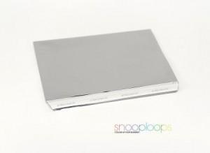 silber graphit matt C6 Snooploop Folienumschlag