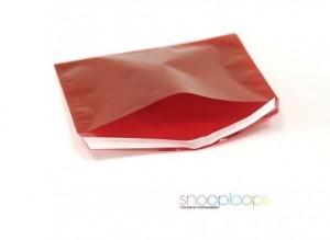 rot transluzent C6 Snooploop Folienumschlag