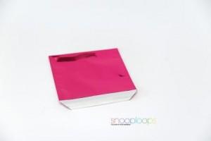 pink opak CD160 Snooploop Folienumschlag