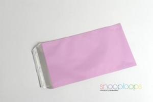 candy pink matt Din lang Snooploop Folienumschlag