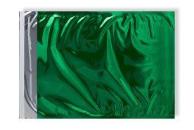 grün opak C4 Snooploop Folienumschlag