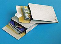 Papierpolsterversansdtasche B5