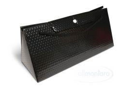 Triangel Geschenkverpackung L schwarz