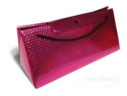 Triangel Geschenkverpackung L pink