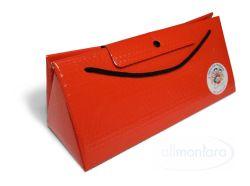 Triangel Geschenkverpackung L rot