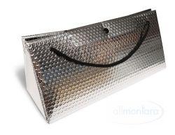 Triangel Geschenkverpackung L silber