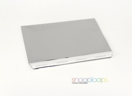 silber graphite matt C5 Snooploop Folienumschlag